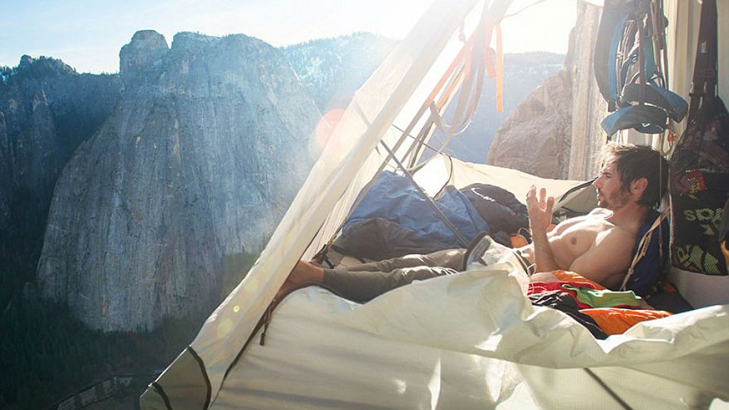 Camping-sauvage-escalade-the-El-Capitan-Kevin-Jorgeson-and-Tomm-Caldwell
