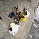 spot camping sauvage extrême