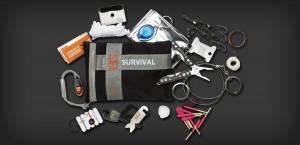 Le Kit de survie Bear Grylls