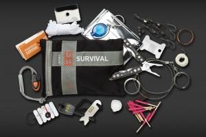Le Kit de survie Bear Grylls