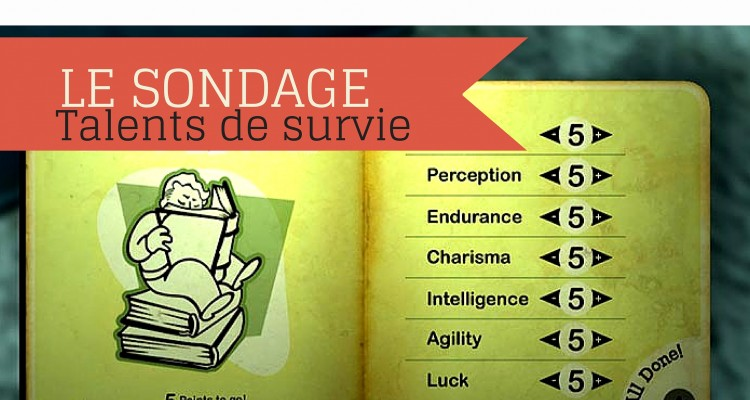 GDS - SONDAGE - Talent de survie