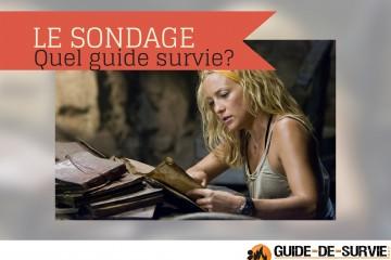 GDS - SONDAGE - guide de survie