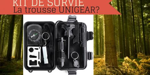 kit de survie UNIGEAR