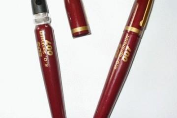 Le choix du stylo lacrymogène
