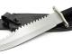 couteau de survie avec son étui