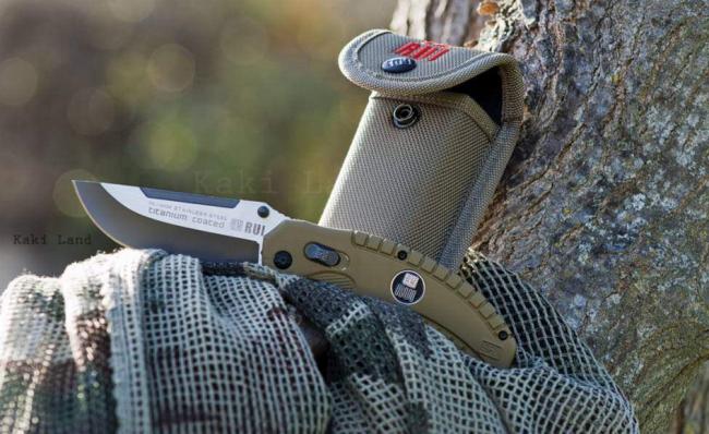 couteau de survie : un gadget pour les activités de plein air