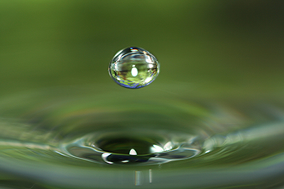 eau potable nature