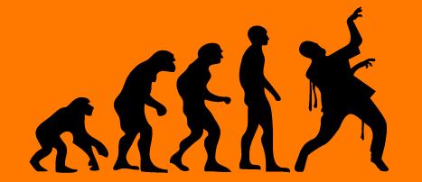 evolution zombie