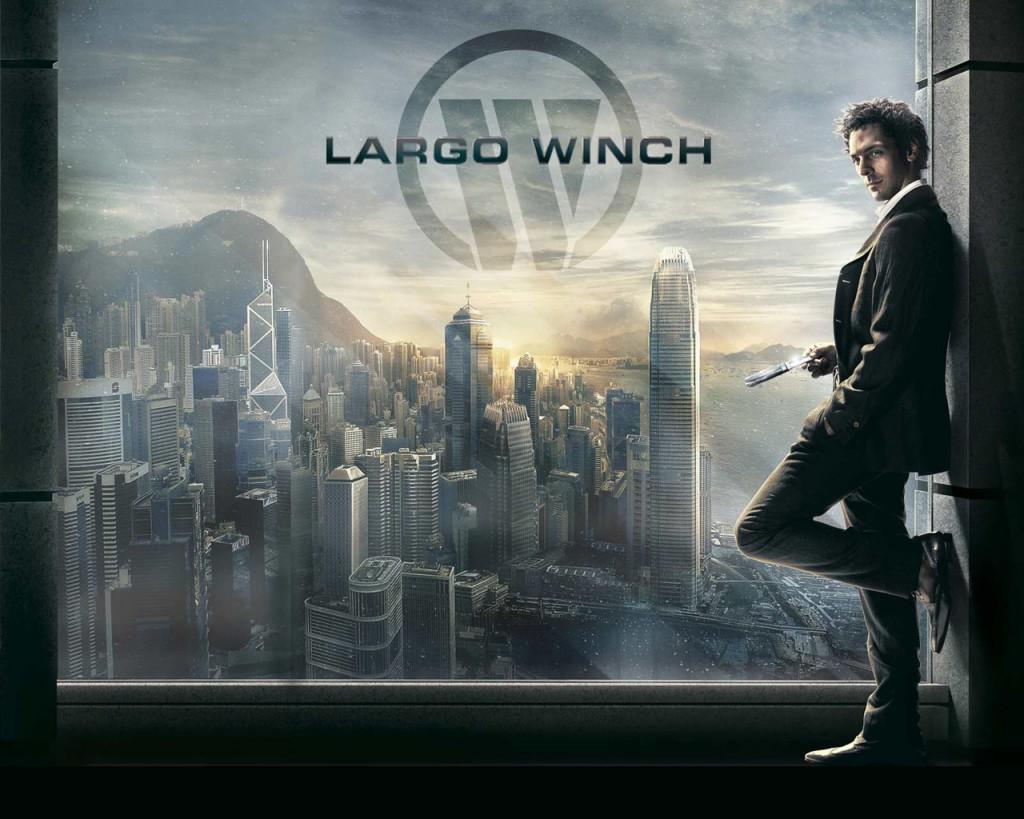 Lancer de couteau : Largo Winch, le film.