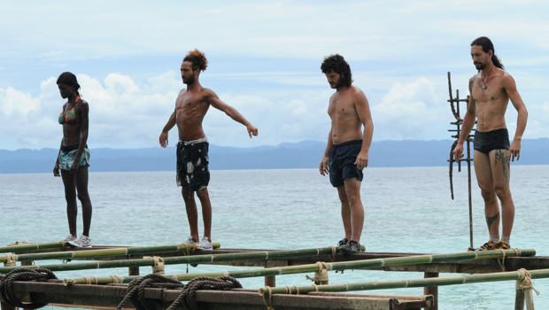 Un peu de concentration pour les aventuriers de Koh Lanta