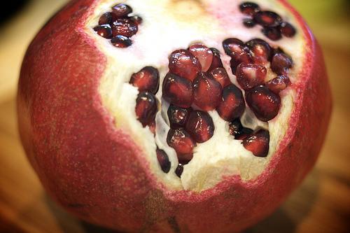 Laver ses fruits à l'eau traitée
