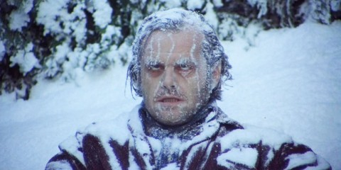 le froid sans sac de couchage