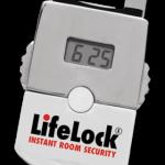 lifelock - EDC du voyageur bloque la serrureet la porte de votre chambre d'hotel