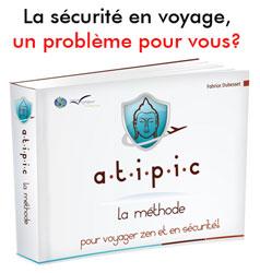 Atipic, le guide de la sécurité en voyage