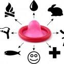 10 usages délirants ou improbables d'un préservatif pour la survie, qui pourraient pourtant sauver des vies