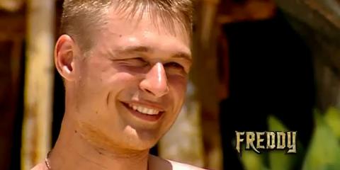 Freddy est le Rambo de service dans Koh Lanta